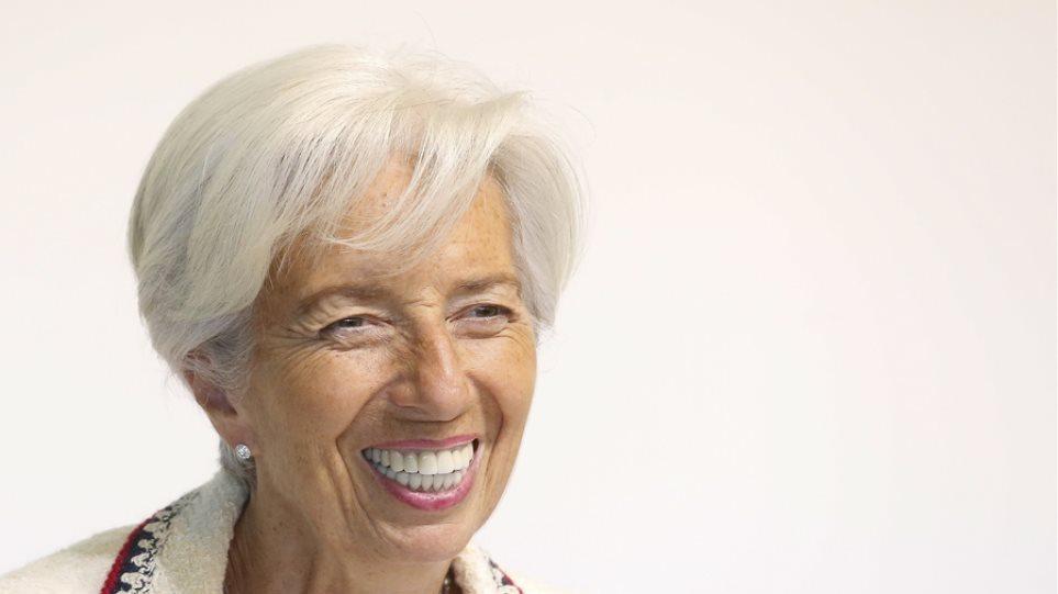 Λαγκάρντ: Τιμητική η πρόταση για την ΕΚΤ - Αποχωρώ «προσωρινά» από το ΔΝΤ