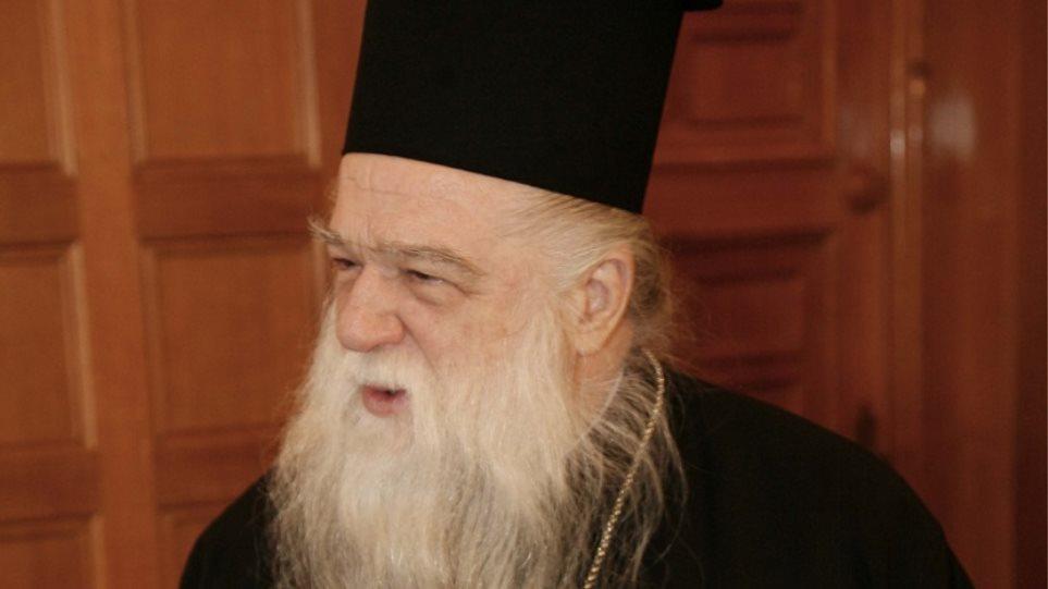 Επιμένει ο Αμβρόσιος για τον αφορισμό Μητσοτάκη-Κεραμέως-Χαρδαλιά: «Η Ιεραρχία κοιμάται τον ύπνον του δικαίου»
