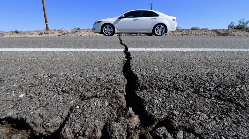 Ισχυρός σεισμός 7,1 ρίχτερ συγκλόνισε την Καλιφόρνια