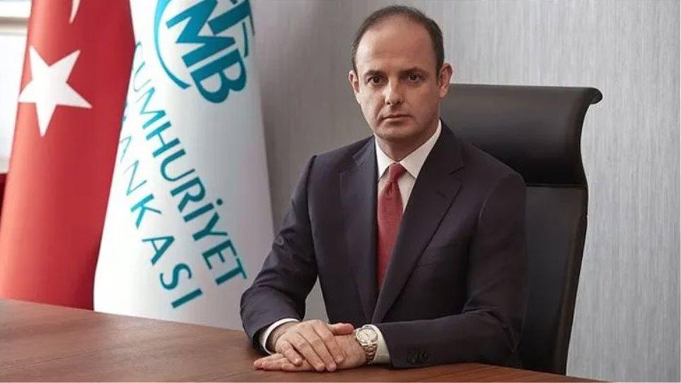 Τουρκία: Αντικαταστάθηκε από τον Ερντογάν ο διοικητής της κεντρικής τράπεζας
