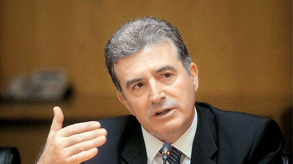 Μιχάλης Χρυσοχοΐδης: Η παραίτηση του αρχηγού Αριστείδη Ανδρικόπουλου και ο  σχεδιασμός για «τάξη και αστυνόμευση»