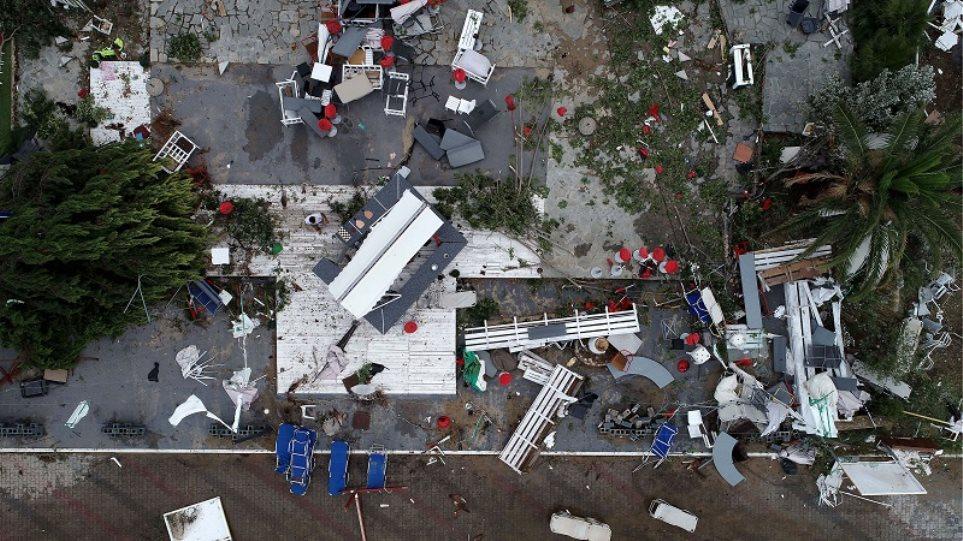 Χαλκιδική: Μέχρι το βράδυ αποκαθίστανται πλήρως οι ζημιές