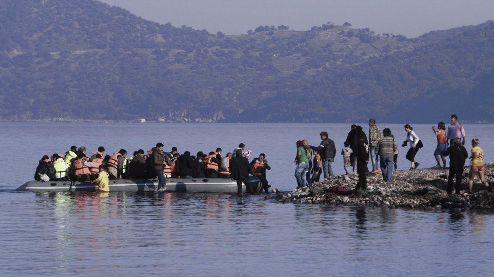 Αυξημένες οι ροές μεταναστών τον Ιούνιο - Συναντήσεις Μητσοτάκη σήμερα για το μεταναστευτικό