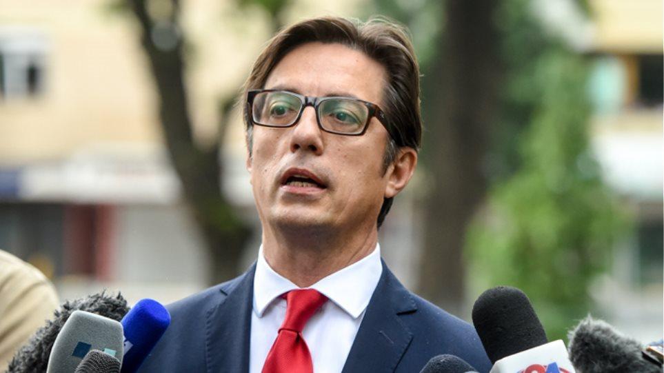 Πρόεδρος Σκοπίων: Το συντομότερο ελπίζουμε να γίνει η ένταξη σε ΝΑΤΟ - ΕΕ