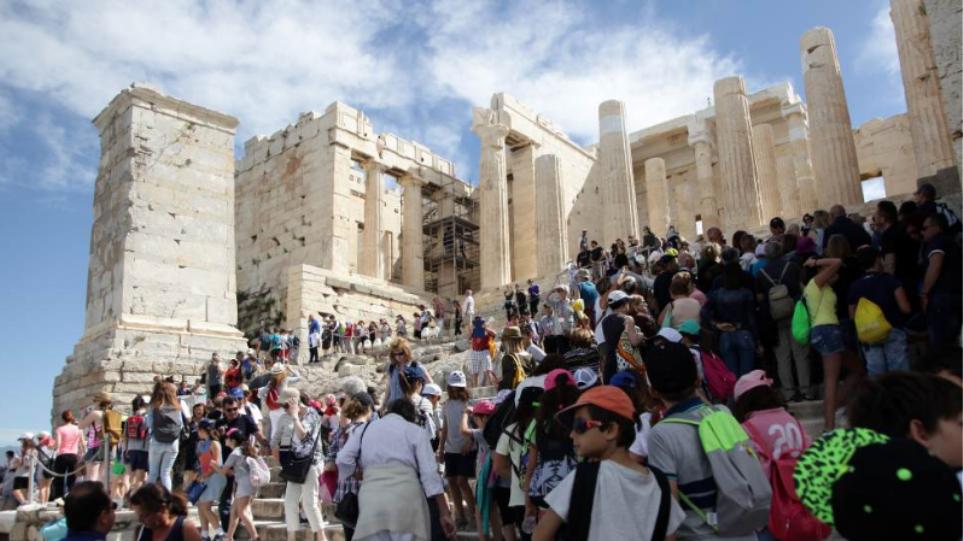 ΤτΕ: Αυξήθηκαν τα τουριστικά έσοδα το πρώτο τρίμηνο