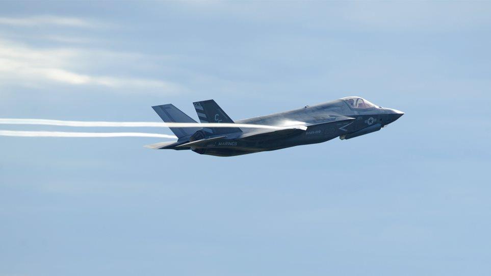 Οι ΗΠΑ αποβάλλουν την Τουρκία από το πρόγραμμα των F-35 - Η Άγκυρα χάνει τουλάχιστον $9 δισ.