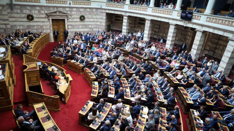 Σήμερα οι προγραμματικές δηλώσεις της κυβέρνησης - Η πρώτη μάχη Μητσοτάκη - Τσίπρα