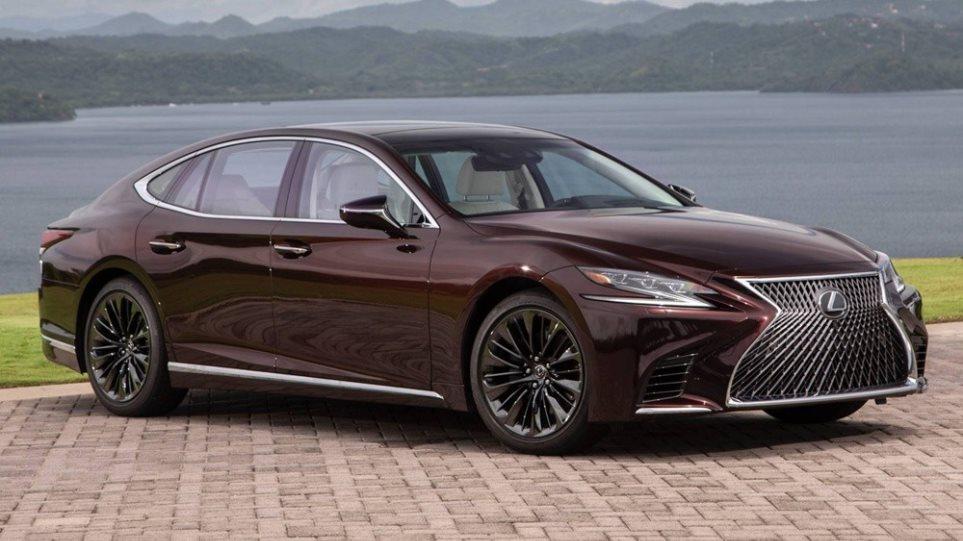Σχεδόν έτοιμα τα νέα αυτόνομης οδήγησης Lexus