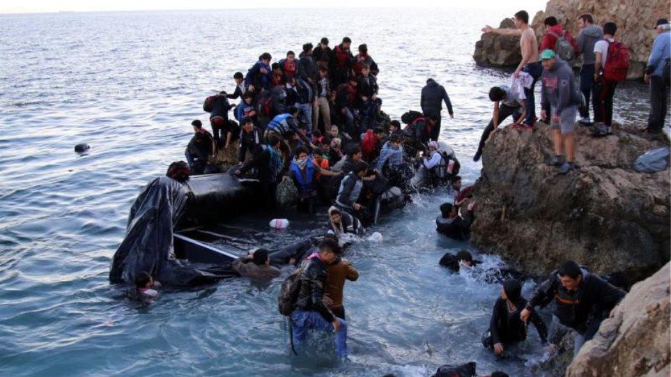 Ξένα ΜΜΕ για την ελληνική προσφυγική κρίση: «Oι ευρωπαϊκές κυβερνήσεις δεν μοιράζονται το βάρος των προσφύγων»