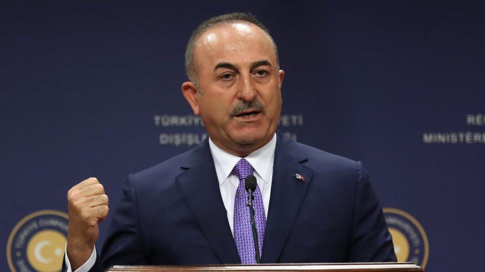 Τσαβούσογλου κατά ΝΑΤΟ: Θα μπλοκάρουμε το αμυντικό σχέδιο αν δεν αναγνωριστούν ως τρομοκράτες οι YPG