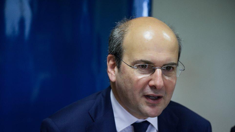 Χατζηδάκης: Στο Κάιρο σήμερα και αύριο για το East Med Gas Forum