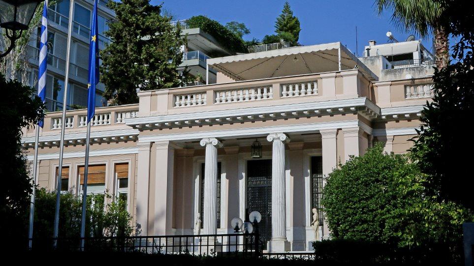 Στο Μαξίμου ο Λάτσης για το Ελληνικό