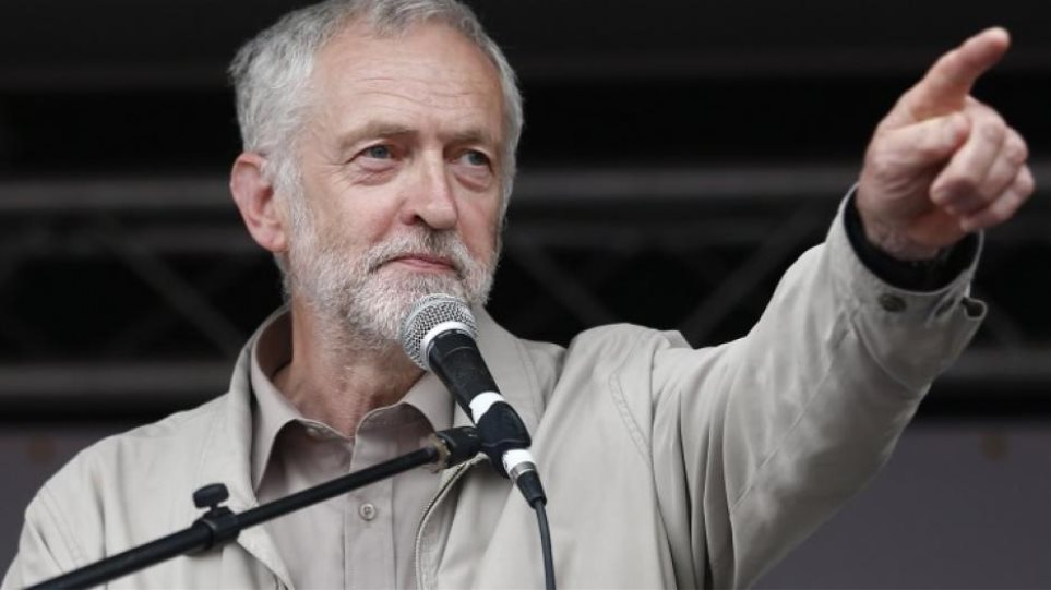 Κόρμπιν: Το Εργατικό Κόμμα θα καταβάλει κάθε δυνατή προσπάθεια για να αποτρέψει ένα Brexit