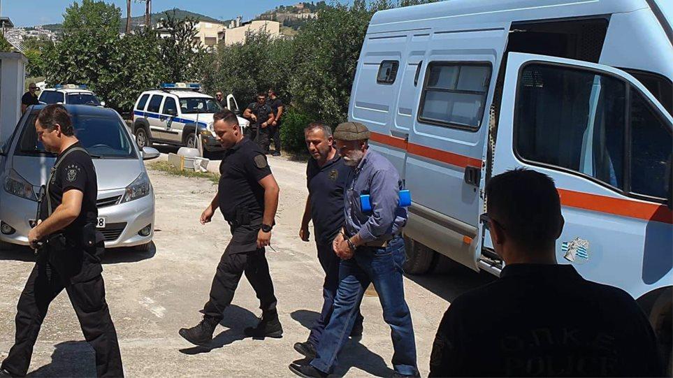 Εκτός φυλακής μέσα στον Αύγουστο με το νέο Ποινικό Κώδικα ο Κορκονέας