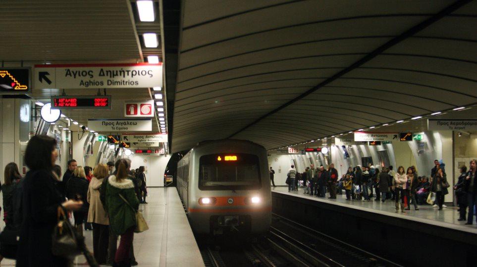 Εργαζόμενοι Μετρό: Κρίσιμο το πρόβλημα της έλλειψης ανταλλακτικών που προκαλεί αραίωση των δρομολογίων