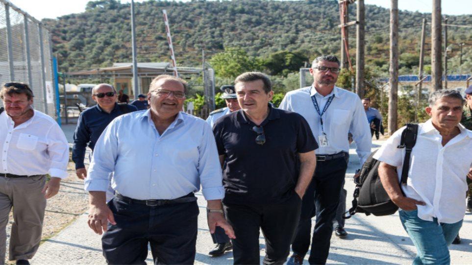 Χρυσοχοΐδης: «Η ασφάλεια της χώρας είναι αδιαπραγμάτευτη»