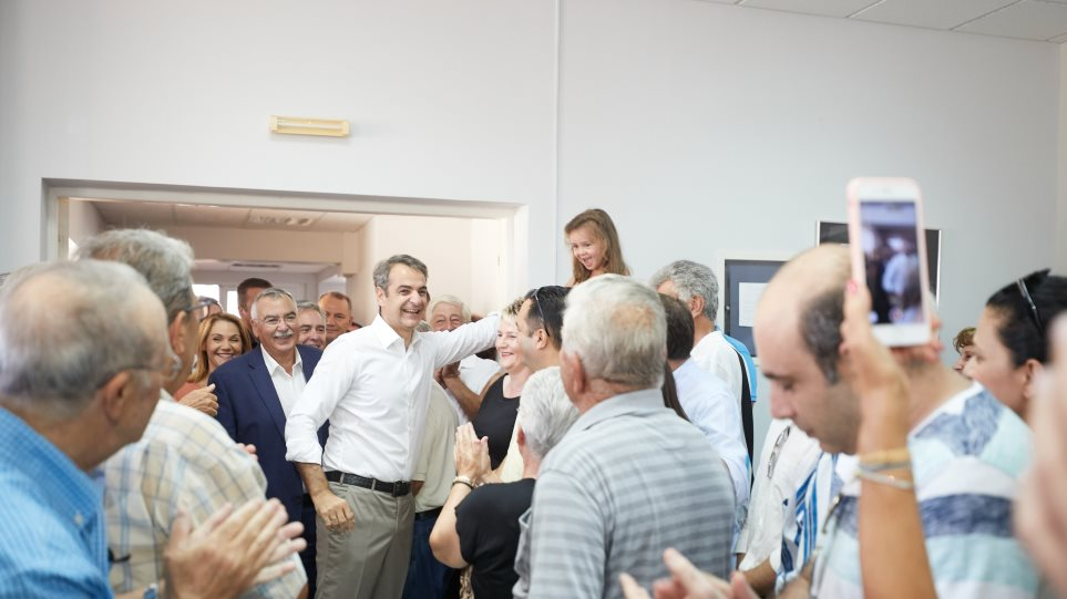 Δέσμευση Μητσοτάκη για τη λειτουργία του νοσοκομείου της Καρπάθου