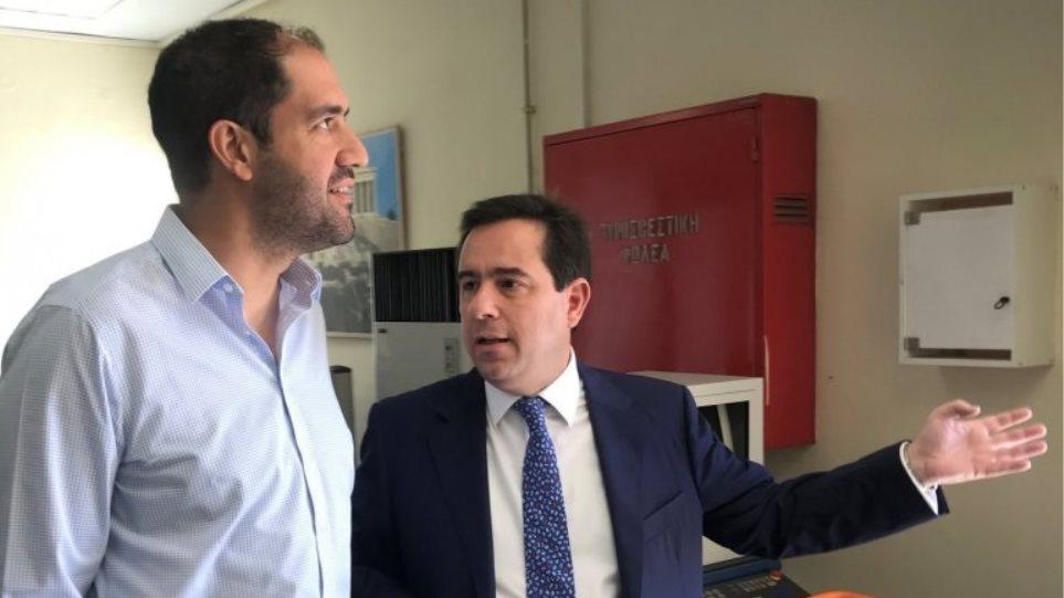 Αυτοψία Κεφαλογιάννη στη Χίο για την επέκταση του αεροδρομίου
