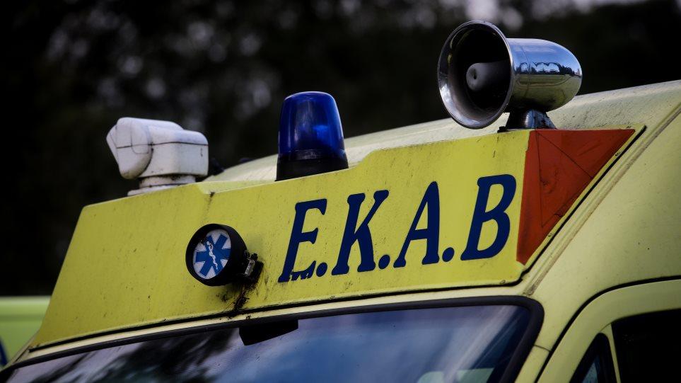 Θανατηφόρο τροχαίο και στην Κρήτη - Οδηγός ΙΧ έχασε τον έλεγχο και έπεσε σε τοίχο