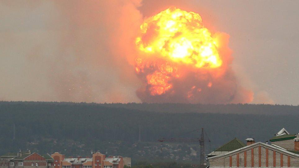 Φόβοι για ένα νέο «Τσερνόμπιλ» σε δυο Ρωσικές πόλεις μετά την έκρηξη σε ναυτική βάση