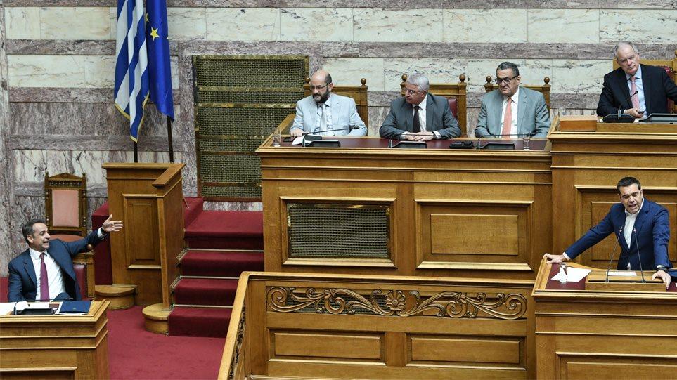 Δικαιοσύνη και διαγωνισμοί τα νέα πεδία σύγκρουσης κυβέρνησης-αντιπολίτευσης
