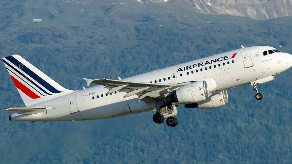 Συναγερμός για πτήση της Air France: Έκανε αναγκαστική προσγείωση στο Λουξεμβούργο