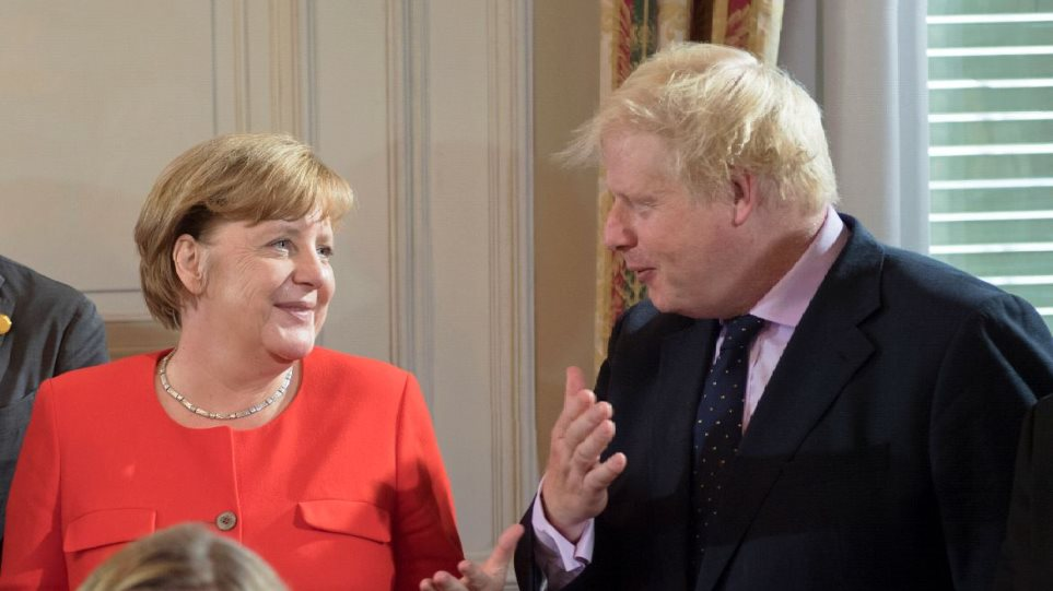 Brexit: Στο Βερολίνο σήμερα ο Μπόρις Τζόνσον