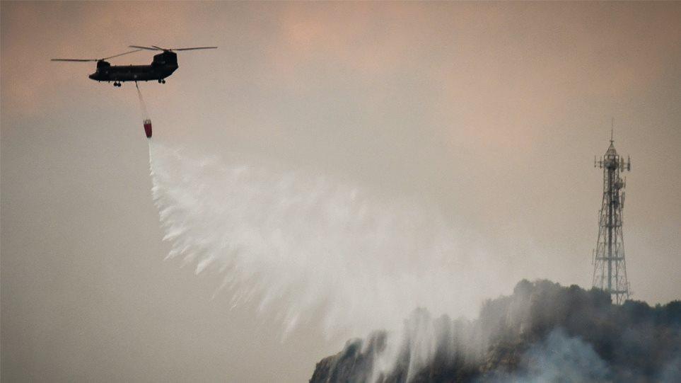Σε υψηλά επίπεδα σήμερα ο κίνδυνος πυρκαγιάς (ΧΑΡΤΗΣ)