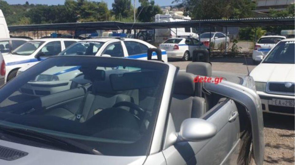 """Ο Αλέξης Κούγιας δηλώνει για το τροχαίο στο Αίγιο: """"Ο 28χρονος έχει αθωωθεί για το ατύχημα με τους αστυνομικούς"""""""