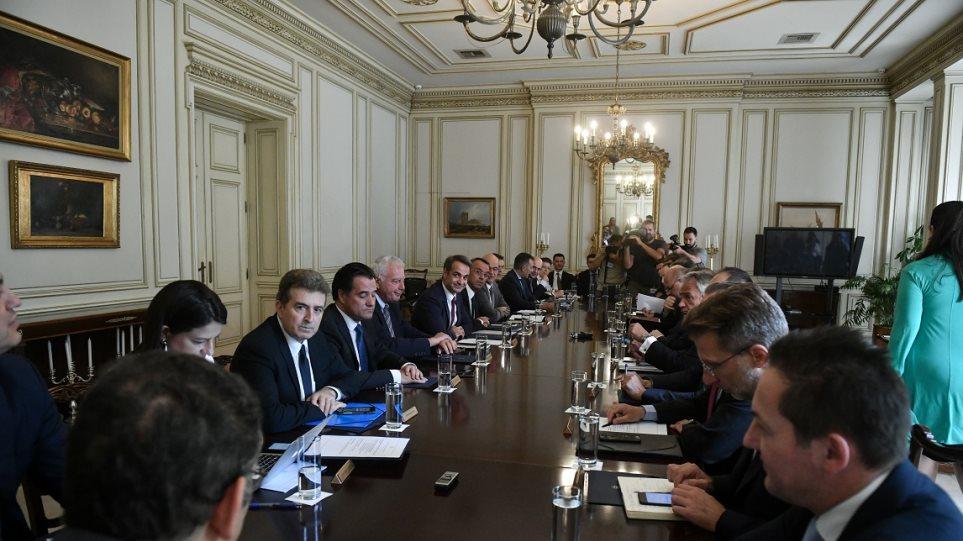 Υπουργικό για «υπερ-Αρχή» Διαφάνειας, νέα ηγεσία Αρείου Πάγου, ανάπτυξη και διπλώματα