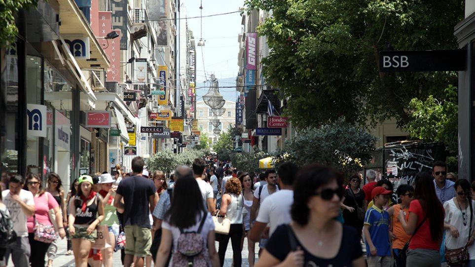 Κομισιόν: «Απογειώθηκε» τον Αύγουστο ο δείκτης οικονομικού κλίματος στην Ελλάδα