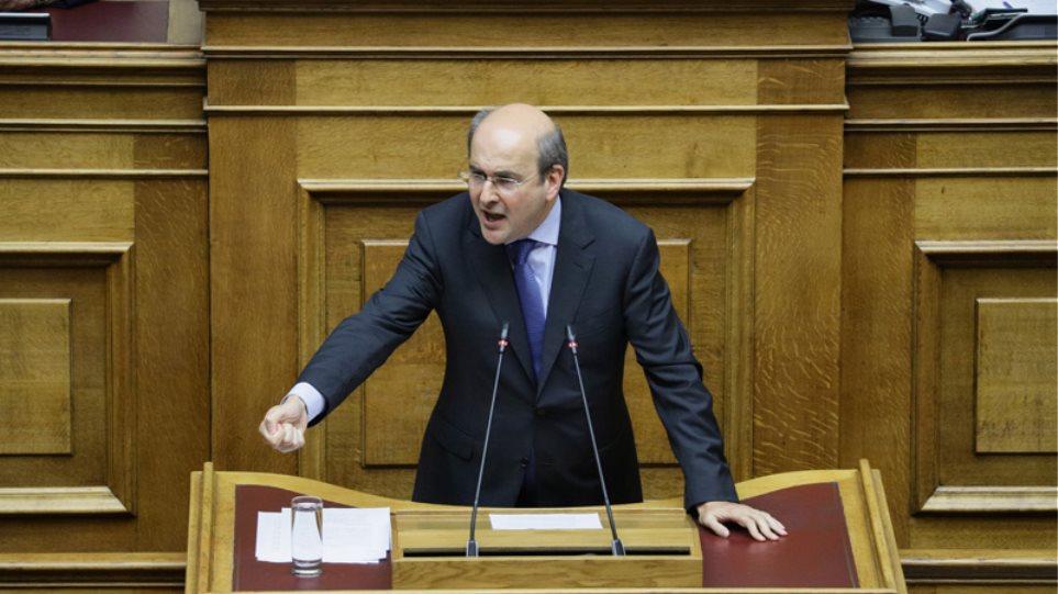 ΔΕΗ: Θέμα ποινικών ευθυνών του ΣΥΡΙΖΑ θέτει ο Χατζηδάκης