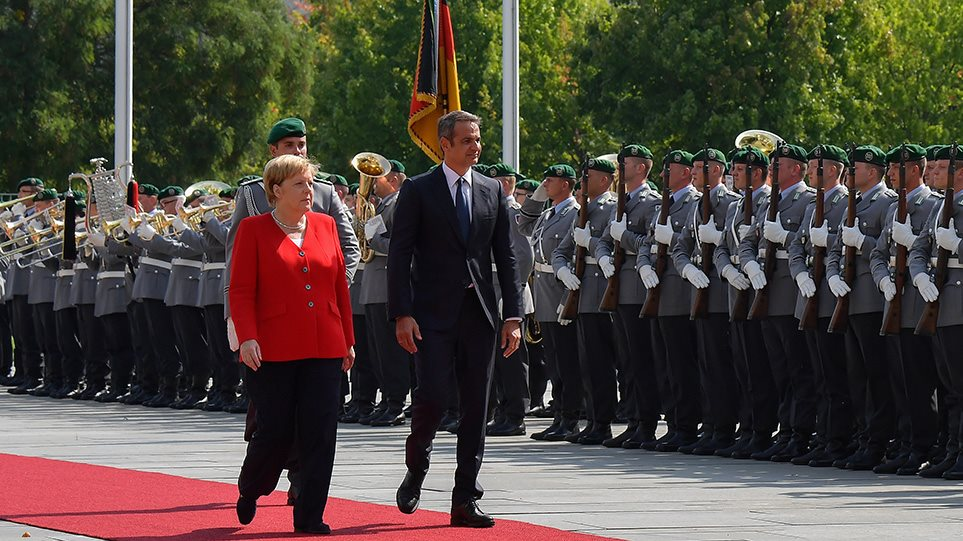 Μητσοτάκης - Μέρκελ: Τι προβλέπει το γιγαντιαίο «πρόγραμμα πράσινης ανάπτυξης» που συμφώνησαν στο Βερολίνο