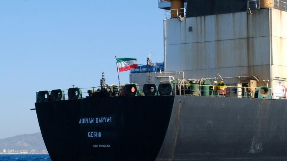 Τσαβούσογλου: Το Adrian Darya κατευθύνεται προς τον Λίβανο και όχι προς την Τουρκία