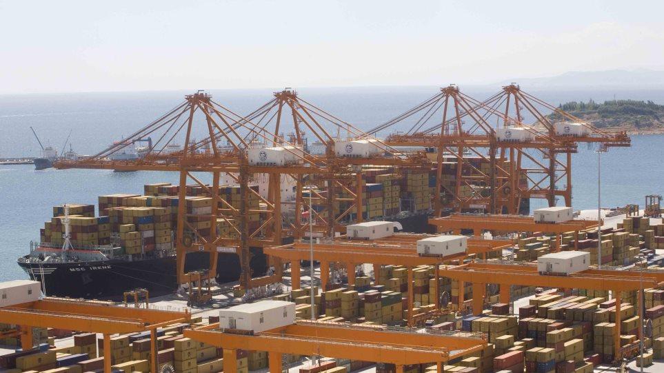 Αύξηση 7,2% για τις ελληνικές εξαγωγές τον Ιούλιο