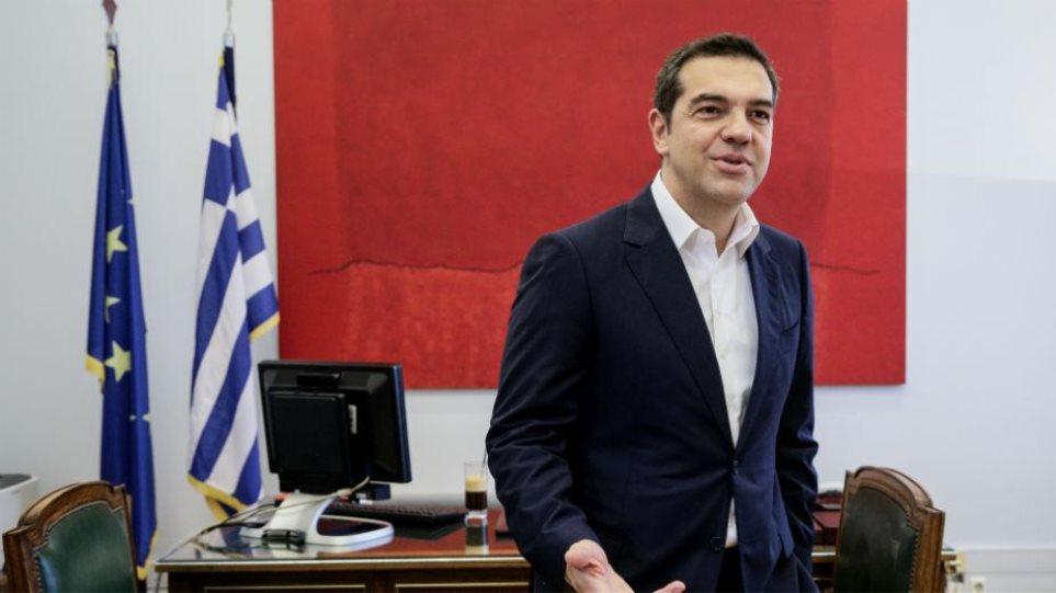 """Ο Αλέξης Τσίπρας δηλώνει: """"Η κυβέρνηση τρώει από τα έτοιμα..."""""""