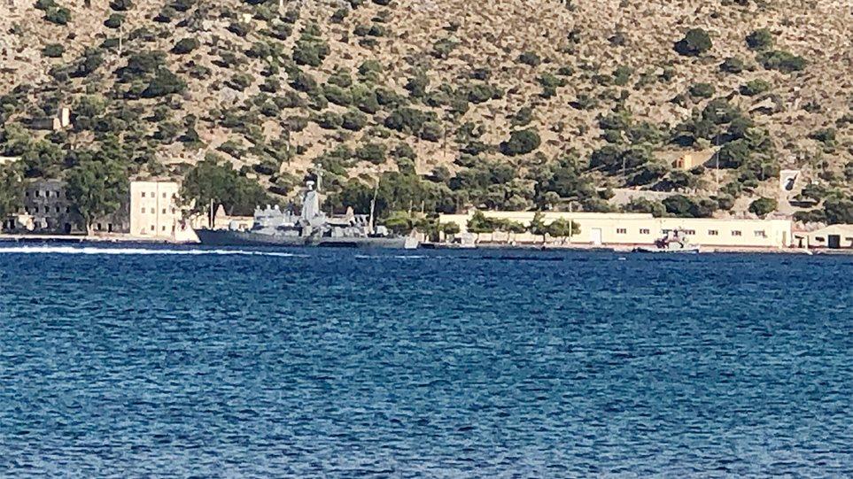 Στη Λέρο η Αντιτρομοκρατική - Χάθηκαν δύο αντιαρματικά και πυρομαχικά από μονάδα του Πολεμικού Ναυτικού