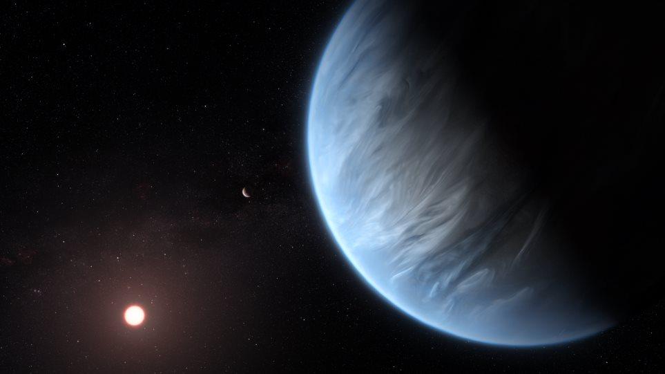 Εξωπλανητης_Κ2-18b_Πηγη_ESA-Hubble-M__Kornmesser