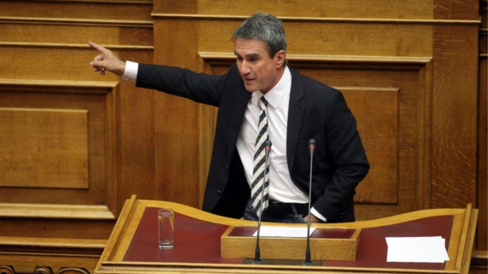 Λοβέρδος: Θα μηνύσω Τουλουπάκη για κατάχρηση εξουσίας