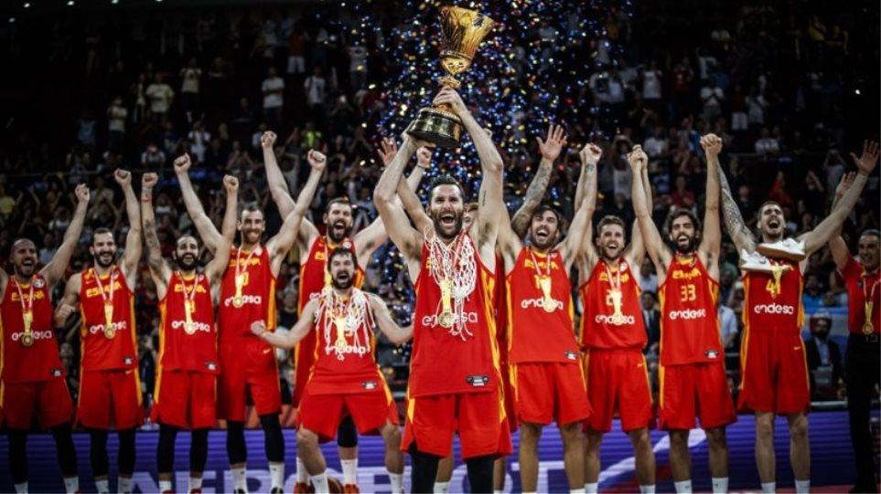 Αποτέλεσμα εικόνας για Παγκόσμια πρωταθλήτρια η Ισπανία