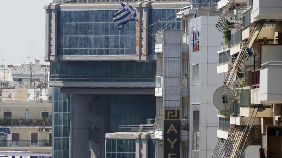 """""""Χτυπάει διάλυση"""" η Χρυσή Αυγή: Έκλεισαν τα κεντρικά γραφεία της στη Μεσογείων"""