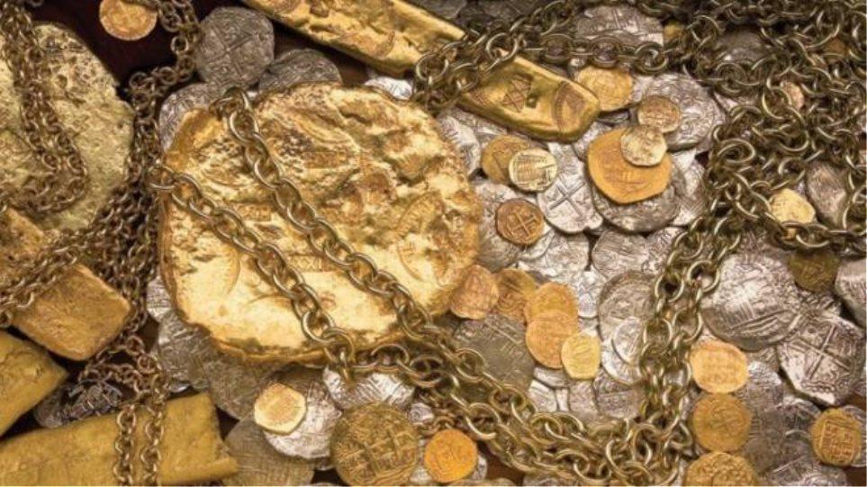 Οι Ελληνες της κρίσης στο κυνήγι χαμένων θησαυρών - Δόθηκε άδεια στον Παλαμά Καρδίτσας