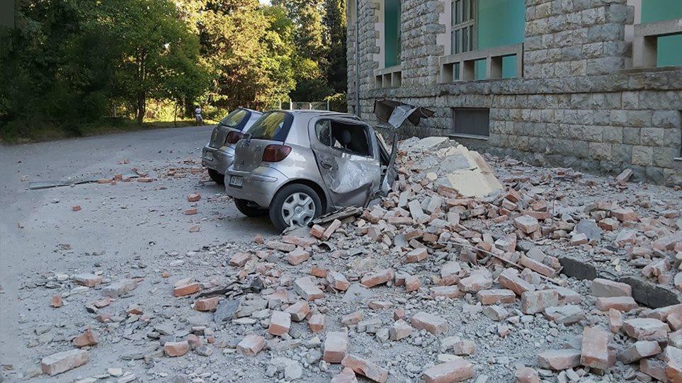 Σεισμός: 5,6 Ρίχτερ στην Αλβανία - Βγήκαν στους δρόμους οι κάτοικοι