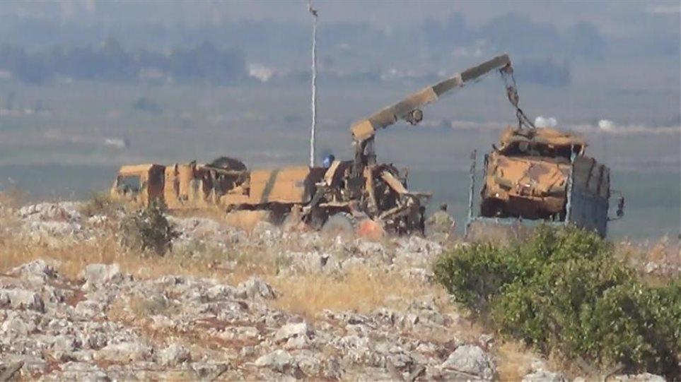 Τουρκία: Έξι νεκροί σε δυστύχημα με όχημα που μετέφερε μετανάστες