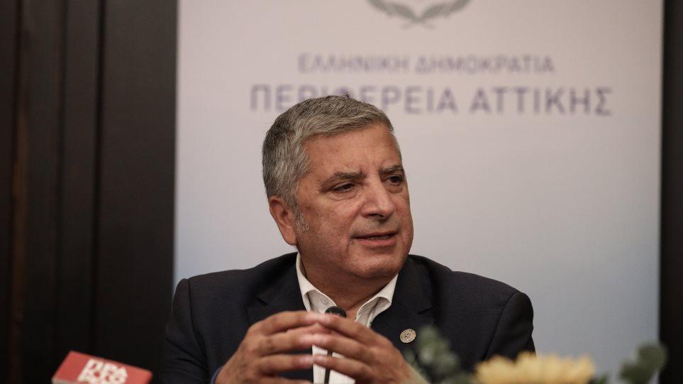 Περιφέρεια Αττικής: Εξασφάλισε €150 εκατ. από την Ευρωπαϊκή Τράπεζα Επενδύσεων για αντιπλημμυρικά έργα
