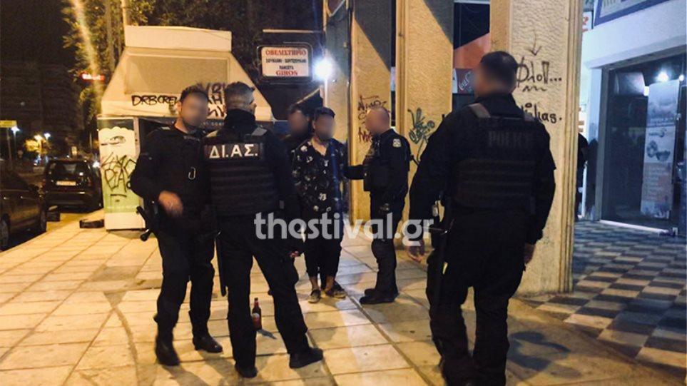 Θεσσαλονίκη: Συνελήφθη Πακιστανός που φέρεται να μαχαίρωσε ομοεθνείς του στο κέντρο