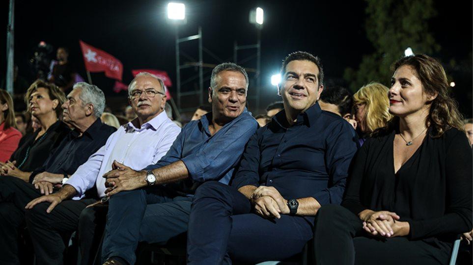 ΣΥΡΙΖΑ: Ο Τσίπρας θέλει «νέο ΠΑΣΟΚ με οικολογία» και ψάχνει νέα μέλη