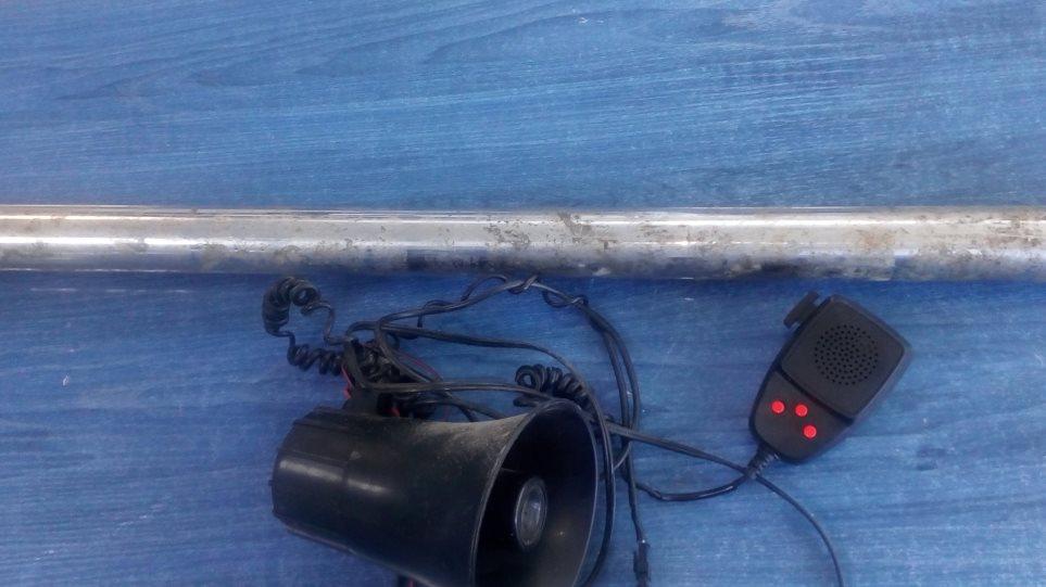 Χαλκίδα: «Μαϊμού» αστυνομικοί σταματούσαν οχήματα για «έλεγχο»