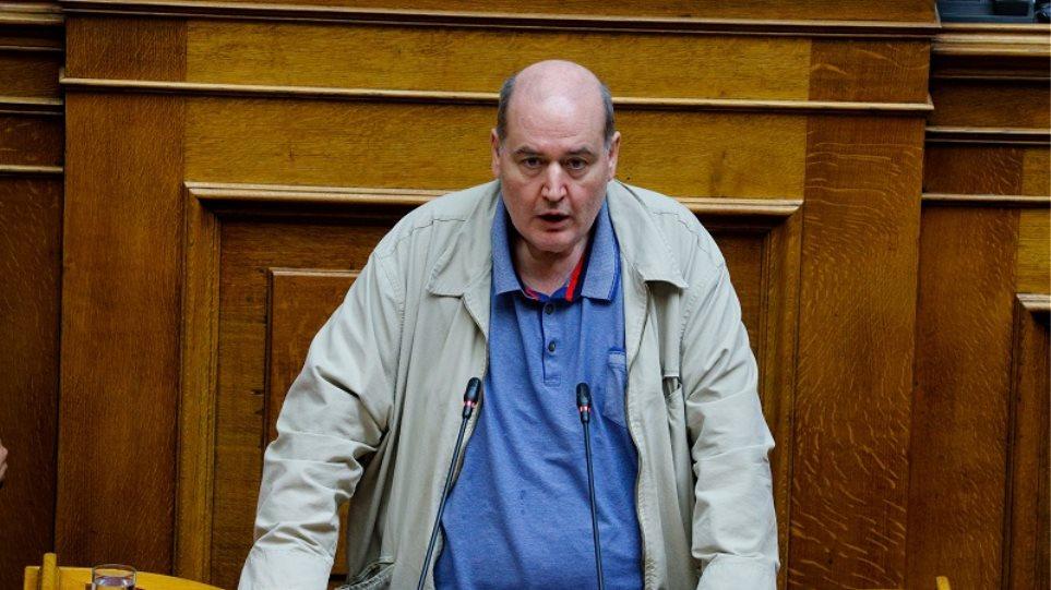 Φίλης: «Θετική μετατόπιση» η «κωλοτούμπα» του ΣΥΡΙΖΑ για τις συμβάσεις υδρογονανθράκων