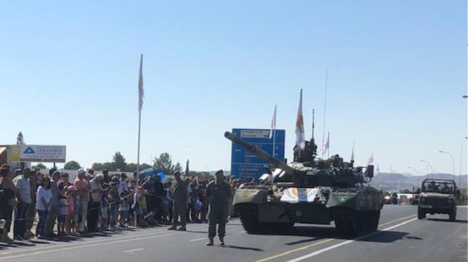 Αναστασιάδης: Θέλουμε την ειρήνη, αλλά θωρακιζόμαστε αμυντικά